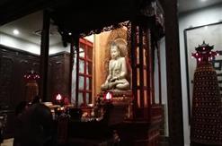 """感受一次佛教文化的熏陶 ——""""上海玉佛寺""""参禅纪实"""