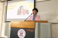 董事长受邀上海财大工商管理学院为MBA做《品牌管理》报告