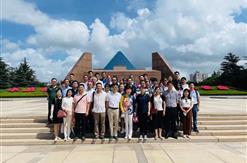 集团庆祝中国共产党成立100周年系列活动之——瞻仰龙华烈士陵园活动
